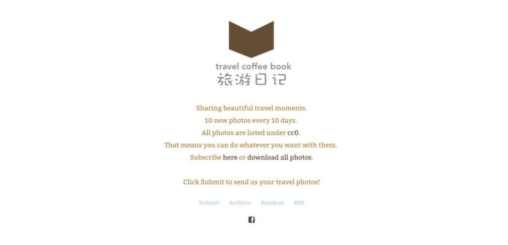 Travelscoffeebook