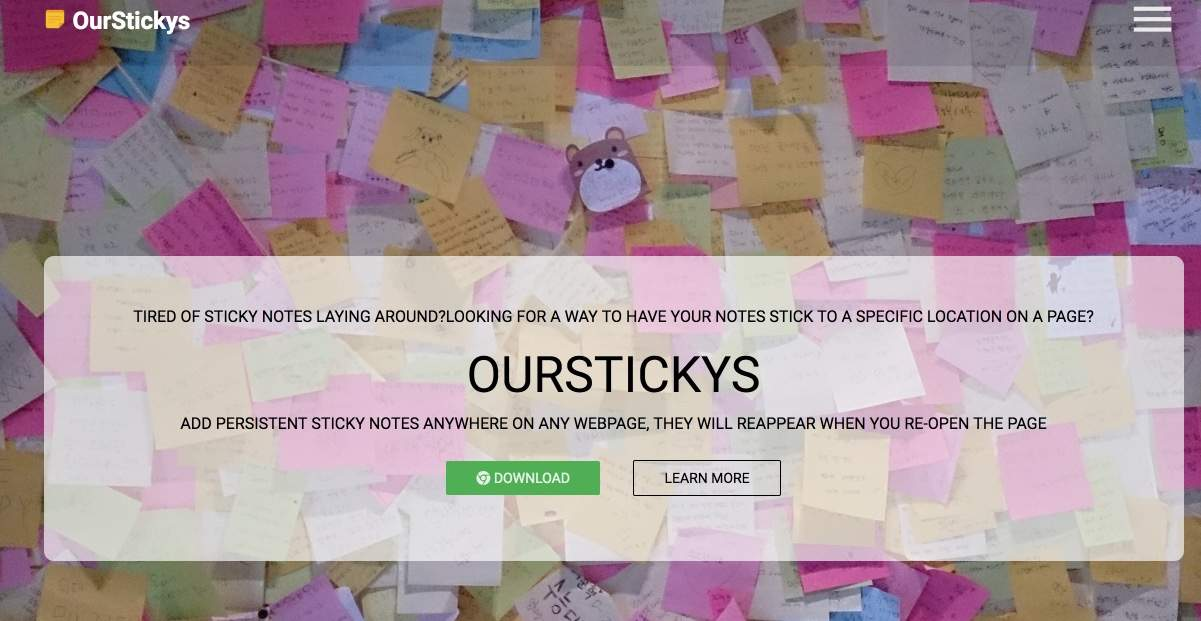 ourstickys