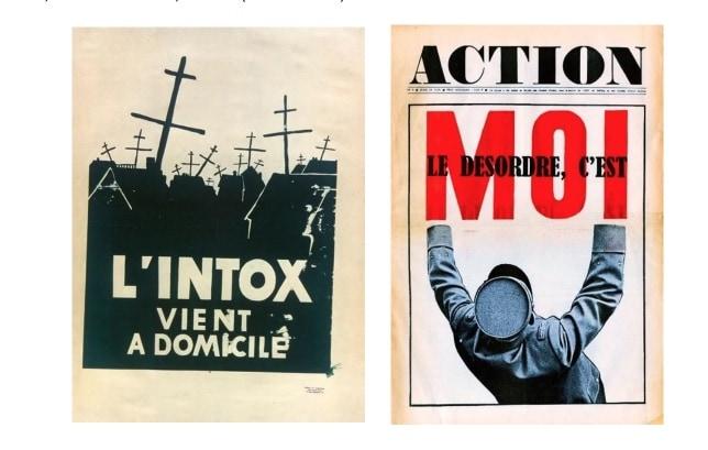 Affiches electorales